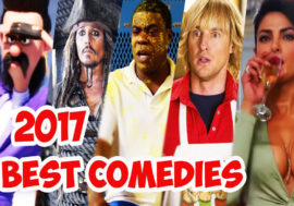 The Best Comedies of 2017