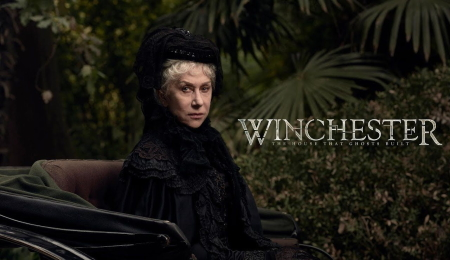 Winchester- The House That Ghosts Built