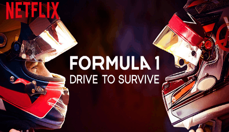 Formula 1- Drive to Survive