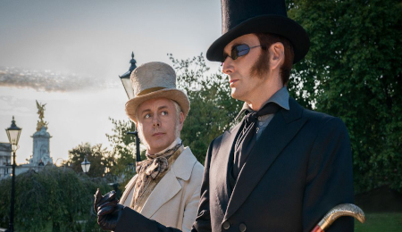 Will There Be a Good Omens Season 2?