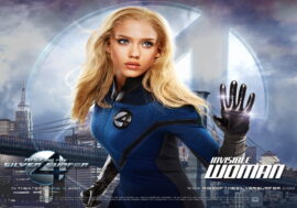 Interesting Facts about Invisible Woman
